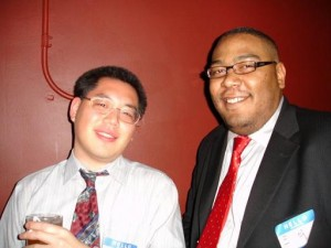 David Lat and Elie Mystal