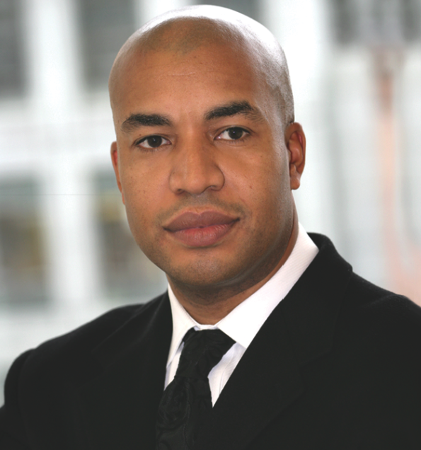 Meet Ernst & Young Global GC Trevor Faure | On Being A Black