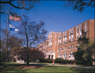 Howard University Law School ranks among top schools big law firms hire from.