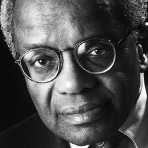 Professor Derrick Bell the renowned law professor and civil rights lawyer, an originator of critical race theory.