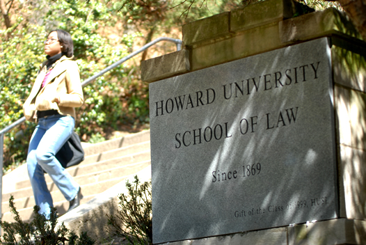 Howard University&#039;s School of Law {Photo from Howard University}