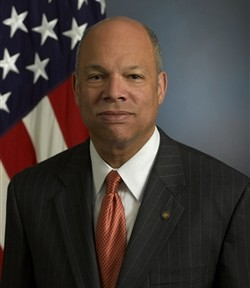 Jeh C. Johnson, General Counsel, The U.S. Department of Defense {Official Photo courtesy of DOJ}