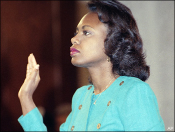 A new film is set to premiere about the circumstances which made black lawyer Anita Hill a household name.