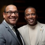BWLNC - NBA Presidents John Page and Demetrius Shelton