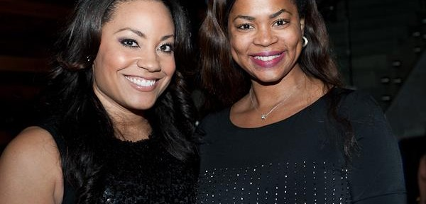 BWLNC - President Candice Petty and Board member Ayanna Jenkins-Toney