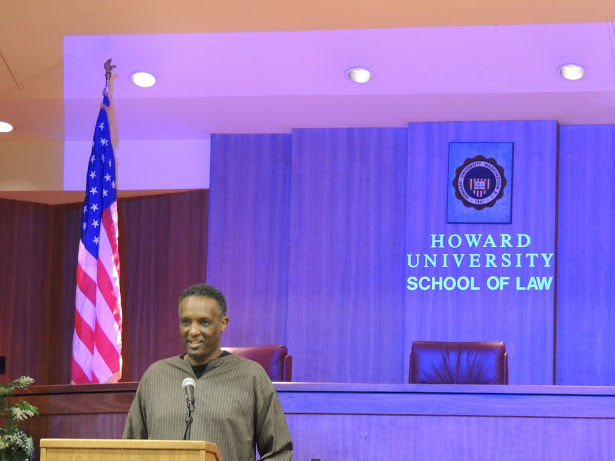 Howard University Professor Dr. Greg Carr