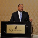 Golden State General Counsel and National Bar Association John Page offers remarks