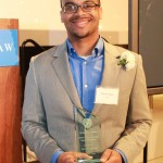 David Carlisle '14, Georgetown BLSA Communications Director