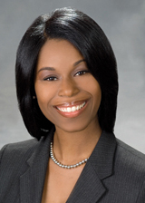Tougaloo College and Howard University School of Law alumna Shirlethia Franklin was recently named a White House Fellow