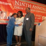 CCWC Diamond Award Winner Michelle Ifill SrVP General Counsel and family