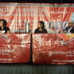 Corp Boards Panelists:  Damien Atkins (AOL), Kwanza Butler (TWX Corp), Gabriela Kornzweig (NBCUniversal)