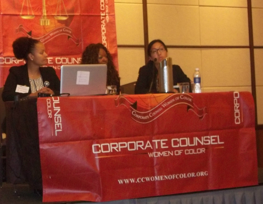 Corp. Counsel Women Of Color Conference Photos | On Being