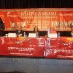 GC Roundtable: L-R Pallavi Mehta Wahi (K&L Gates), Michael Wu (Rosetta Stone), Anastasia Kelly (DLA Piper)