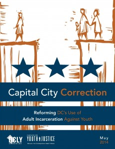 A new report by DC Lawyers for Youth and the Campaign for Youth Justice calls for juvenile justice reforms in D.C. and nationally.