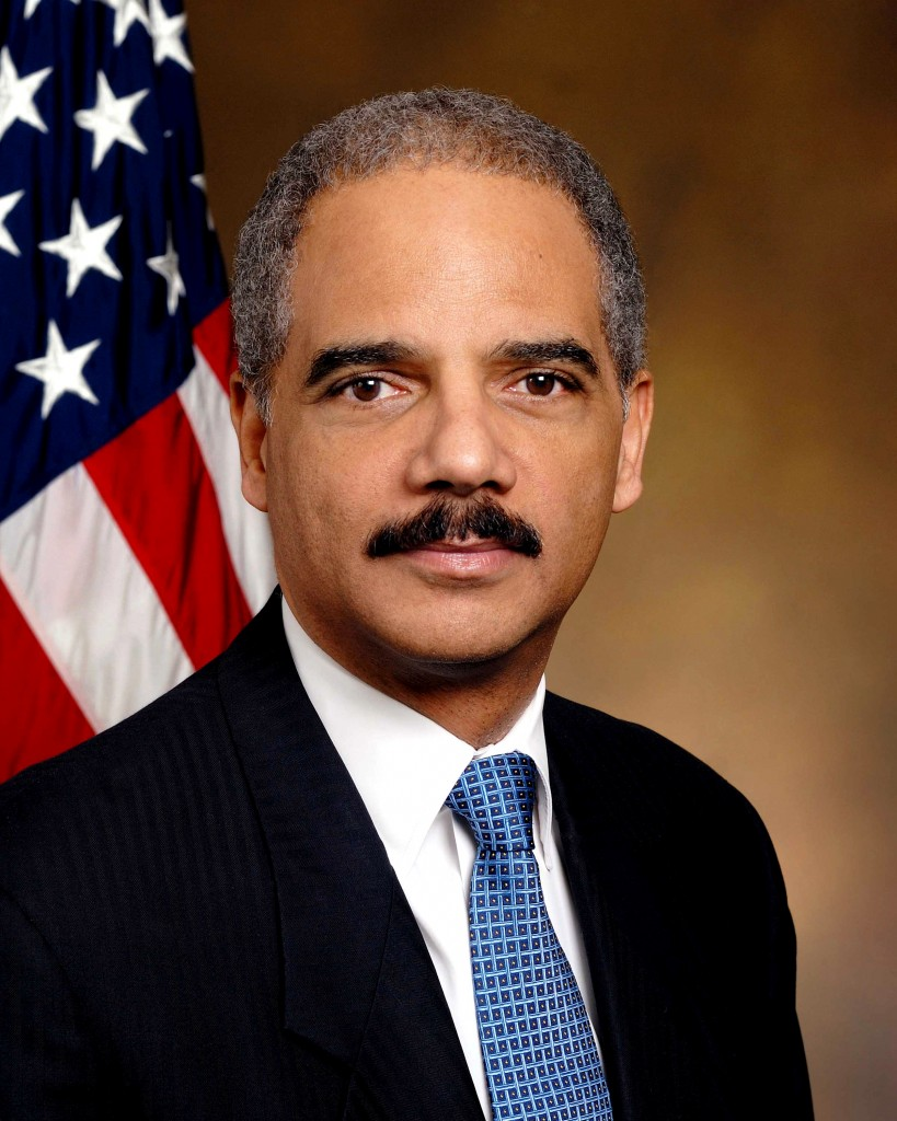 Eric H. Holder, Jr., has announced his intention to step down as United States Attorney General.