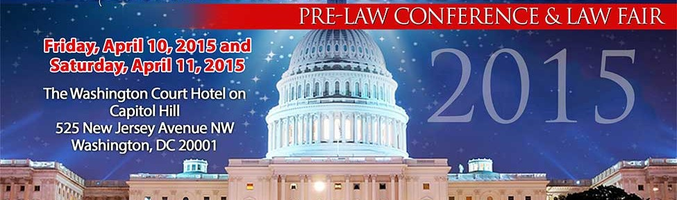 The 2nd Annual National Diversity Pre-Law Conference and Law Fair is set for April 10th & 11th in Washington, DC