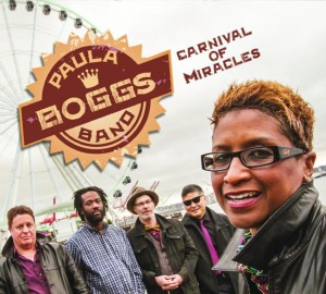 The Paula Boggs Band is partnering with the My Brother's Keeper Alliance and The NAACP Legal Defense and Educational Fund, Inc. on a new project. [Photo Courtesy: Paula Boggs]