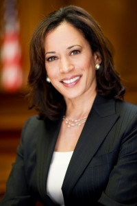 California's Attorney General Kamala Harris is vying to become the only African-American woman in the United States Senate.